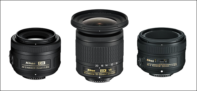 What Lenses Should I Buy for My Nikon Camera