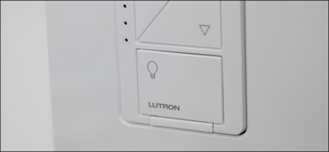 Lutron Caseta dimmer switch