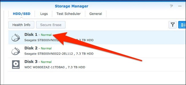 How to Replace a Failed Hard Drive in Your Synology NAS