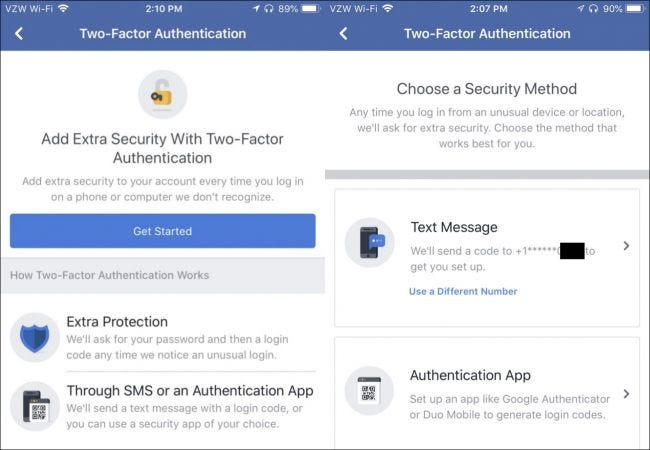Facebook Upgrades Two Factor Authentication: Here's How to Set It Up