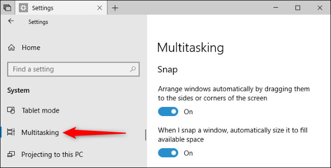 How to Disable Windows 10's Tabs From Showing in Alt+Tab