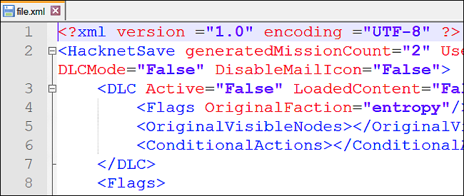 what is an xml file  and how do i open one