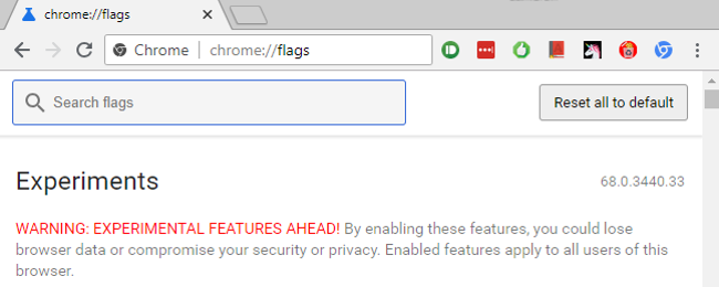 How to Access Hidden Chrome Features and Settings Using the Chrome:// Pages