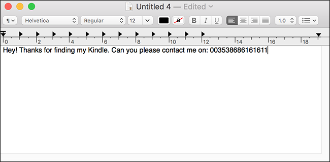What to Do If Your Kindle Is Lost or Stolen