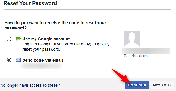 How To Recover Your Forgotten Facebook Password