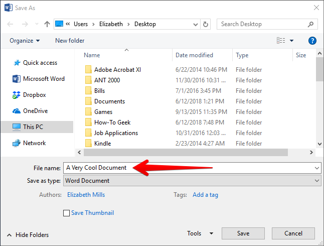 How to Save a Microsoft Word Document as a Web Page