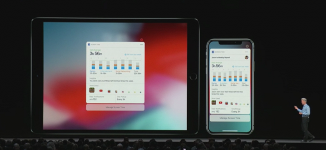 iOS 12 Will Help You Fight Your iPhone Addiction