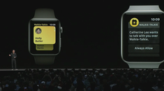Use Your Apple Watch as a Walkie Talkie, Coming Later This Year