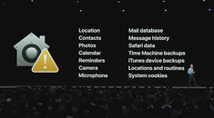 macOS Mojave Will Warn You When Malware Uses Your Camera or Microphone