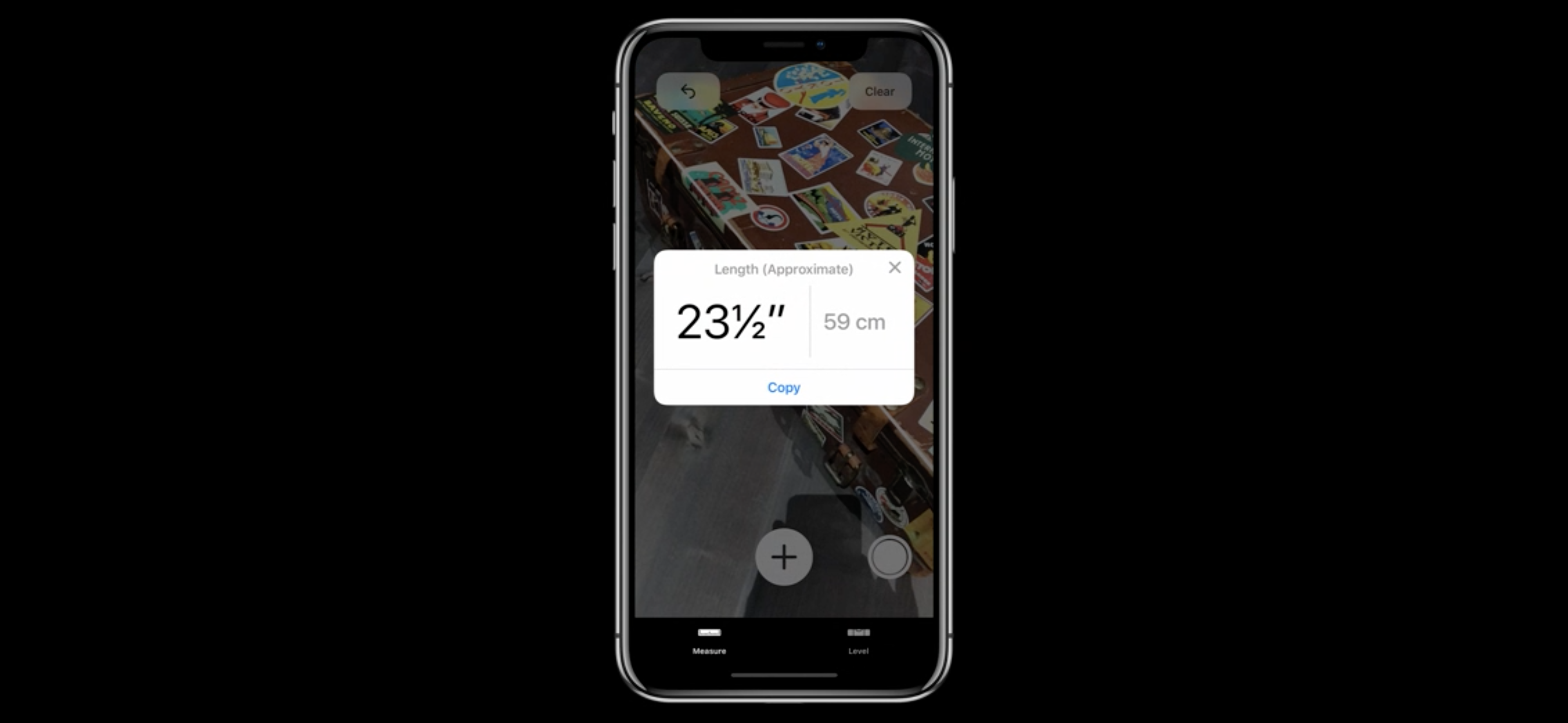 Apple's New Measure App Uses AR to Measure Anything with