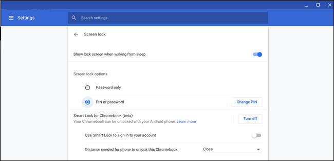 smart lock for chromebook iphone