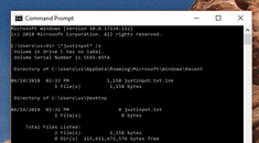This Command Prompt Trick Searches Way Faster Than Windows Explorer