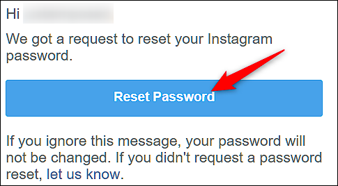 How To Recover Your Forgotten Instagram Password