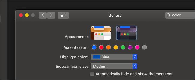 macOS Mojave's Dark Mode Puts Windows 10's to Shame