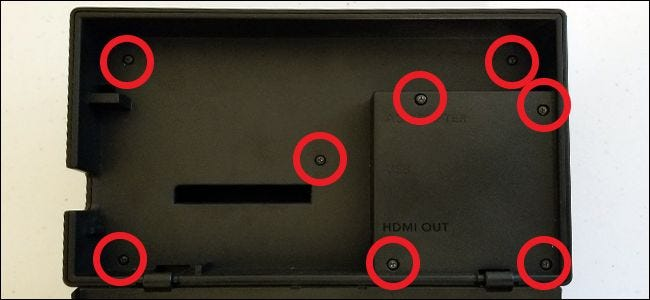 nintendo switch reduction