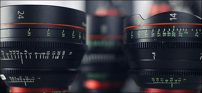 نتيجة بحث الصور عن cine lens