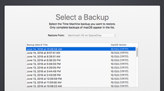 How to Fully Restore macOS From a Time Machine Backup in Recovery Mode
