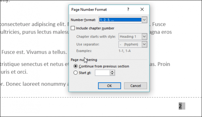 how to create a landscape table in pages