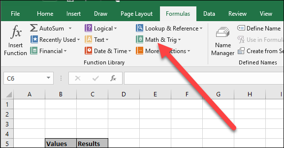 How to Round Off Decimal Values in Excel