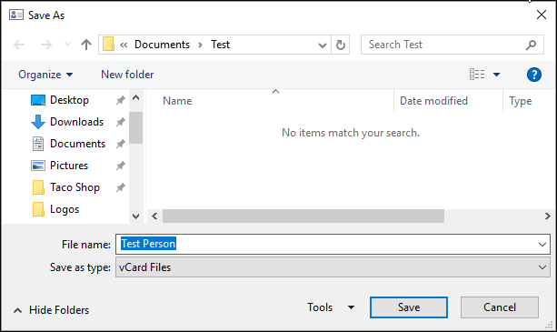 How to create a mail archive in outlook 2020