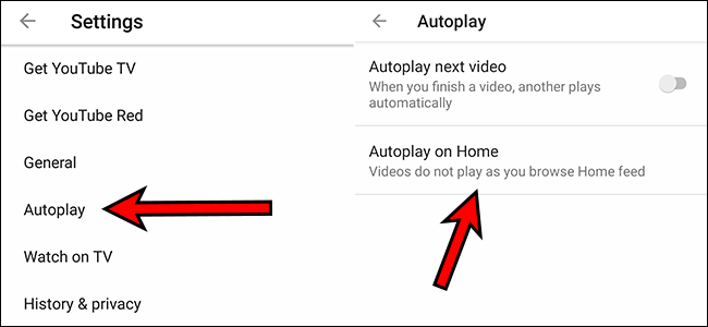 How to Turn Off YouTube's Annoying Auto Playing Thumbnails