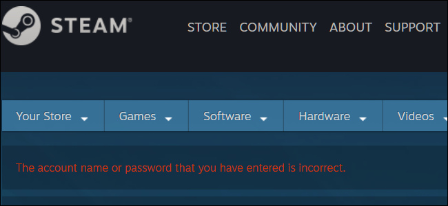 How to Recover Your Forgotten Steam Password