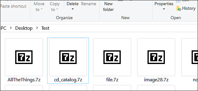 File Extensions What Is A 7z File? How To Open, Extract 7z Files On Windows