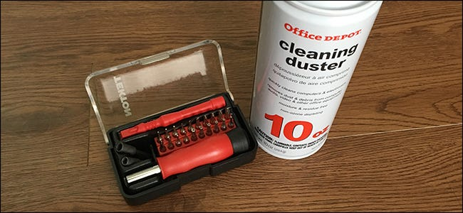 How to Clean Dust Out of Your MacBook