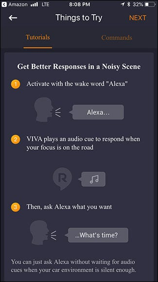 How to Set Up the Roav Viva Alexa Car Charger