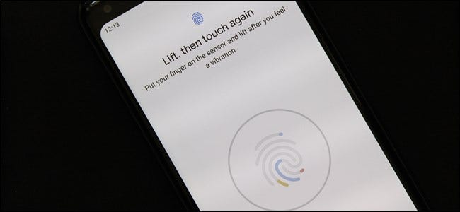 How to Make Your Phone's Fingerprint Reader More Accurate