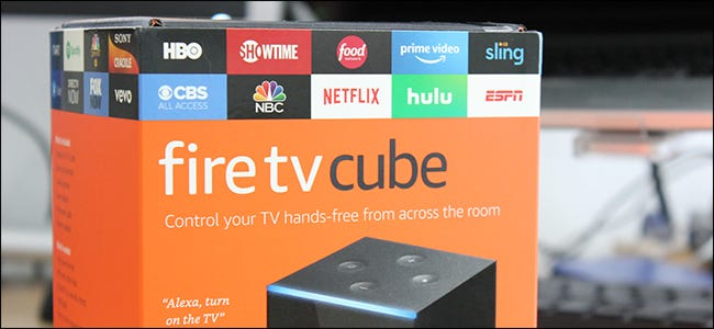 ac3c9d56dbe The Fire TV Cube may just seem like an ordinary Fire TV with Alexa  capabilities built in, but its biggest feature by far is the ability to use  it as a ...
