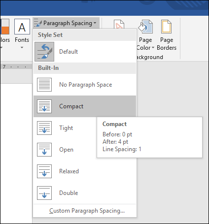 How to Control Line and Paragraph Spacing in Microsoft Word