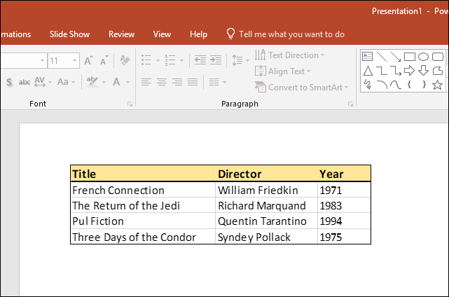 How to Link or Embed an Excel Worksheet in a PowerPoint Presentation