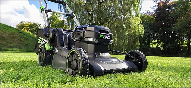 Electric vs  Gas-Powered Yard Equipment: What You Should Know