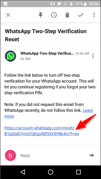 How to Recover Your Forgotten WhatsApp PIN