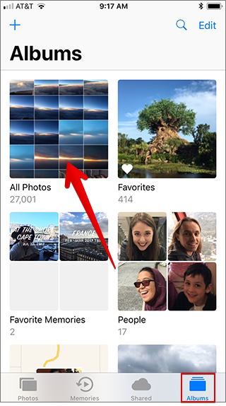 How to Delete All the Photos On Your iPhone or iPad