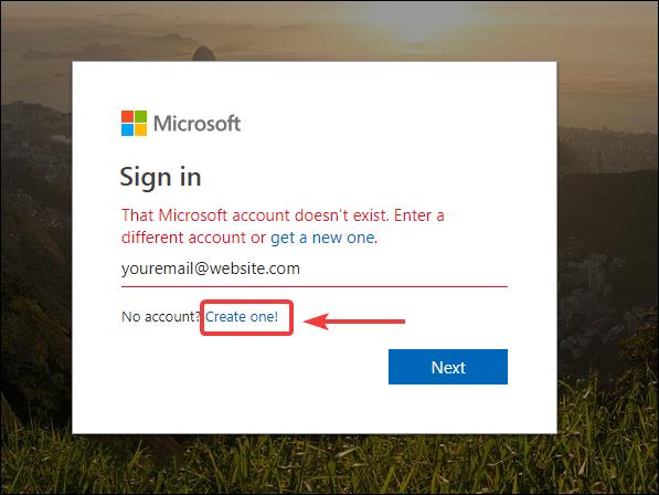 create-an-account