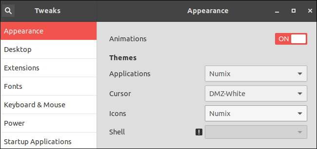 How to Install Desktop Themes on Ubuntu 18 04 LTS