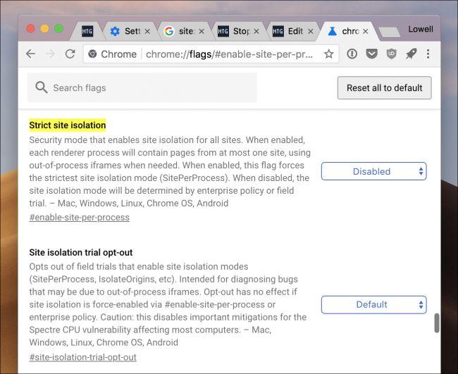 Google Chrome Will Start Using 10% More RAM Now, Thanks to Spectre