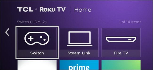 How To Rename AV Inputs On Roku TVs