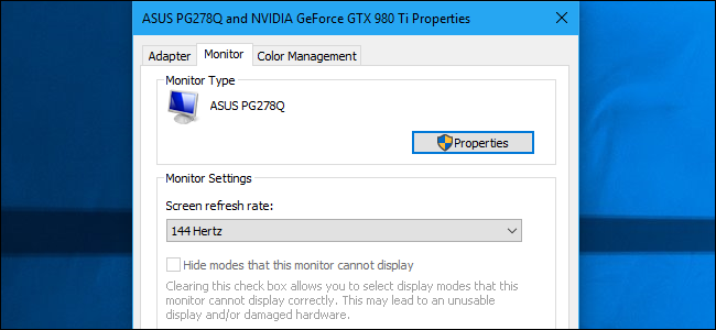 What is a Monitor's Refresh Rate and How Do I Change It?