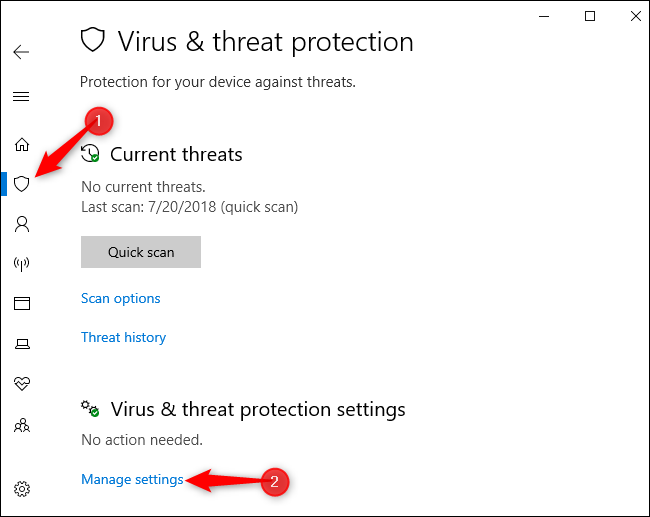 "What is the New ""Block Suspicious Behaviors"" Feature in Windows 10?"