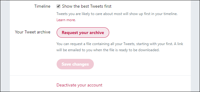 How To Search Through (And Delete) Your Old Tweets