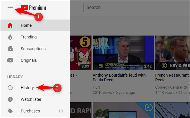 How to Delete Your YouTube Watch History (and Search History)