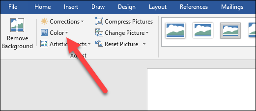 How to Change a Picture to Black and White in Microsoft Word
