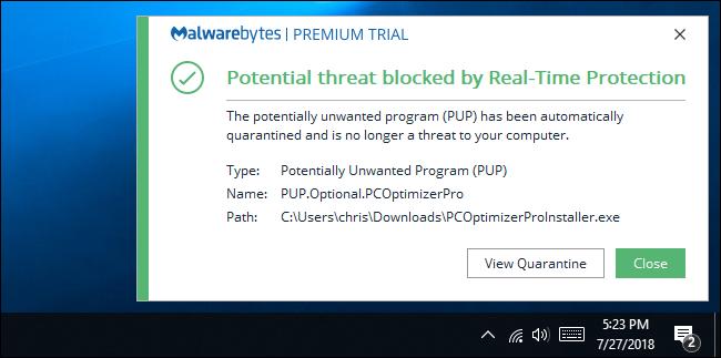 How to Enable Windows Defender's Secret Crapware Blocker