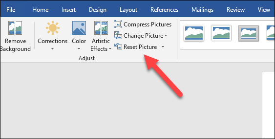 how to change to grayscale in microsoft word