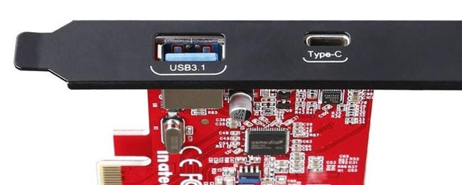 How To Add USB-C Ports To Your Windows PC