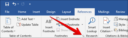 how to use footnotes in word 2010