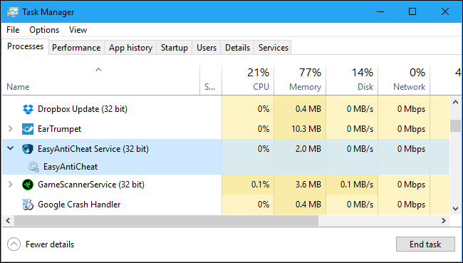 What is EasyAntiCheat.exe, and Why Is It On My Computer?